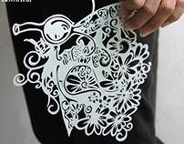 Papercut Art #13