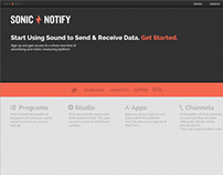 Sonic Notify Studio w/Annotations