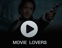 Movie Lovers App