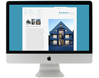 Architektur Website