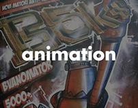 BVANOMATOR5000+  ANIMATION