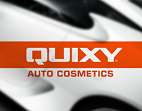 Quixy web site / Company for auto cosmetics