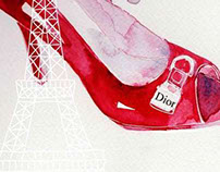 RED DIOR