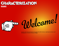 Characterization: 20th C. Cartoon Character Design Site