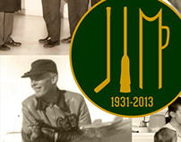 Jim Carnegie Memorial Logo