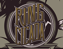 Ring Cicada CD Package Design