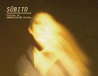 SUBITO - Festival de improvisacion teatral