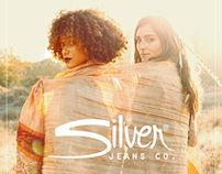 Silver Jeans Co. - In-store and online marketing