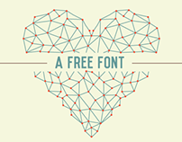 Endorphins - A Free Font