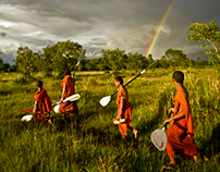 Discovering Cambodia