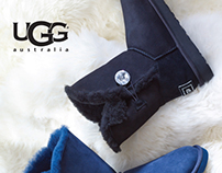 UGG - Design & Marketing material