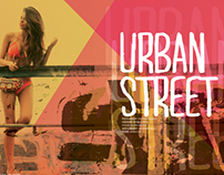 Graffiti Beach Magazine - Urband Street lookbook