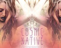 Graffiti Beach Magazine - Cosmic Native lookbook