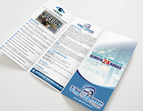 Trifold and Business Cards