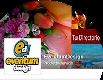 Presentación de Eventum Design, el Directorio