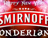 Smirnoff wonderland - ano nuevo
