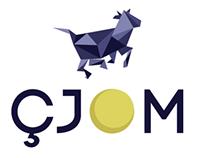 CJOM Business Cards