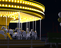 Carnival Lighting Study