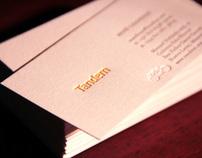 Tarjetas de presentación- TANDEM