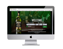 Jameson Website Redesign