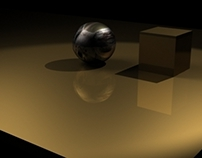 3D || Bouncing Ball Animation