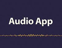 Audio App