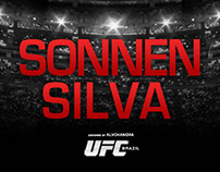Sonnen vs Silva: Coming soon 2014 Promo