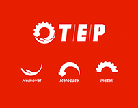 T.E.P | Branding, Web, Graphic & Print Design