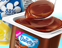 Danette_Packaging