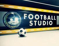 Football Studio intro TV Program