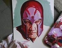Magneto .