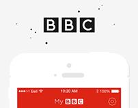 BBC, App Concept