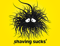 SHAVING SUCKS