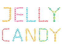 JELLY CANDY -  TYPEFACE