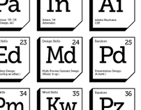 Periodic Table of Me