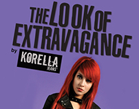 Korella. The look of extravagance.