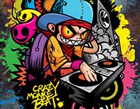 Crazy Monkey Beat(retouch)