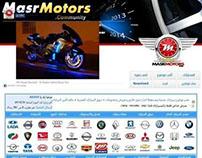 .. تصميم منتدى مصر موتورز automotive forum
