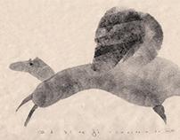 Stencil Animals