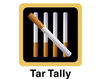 Tar Tally Iphone App