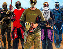 Paintball Mirabel - Membership promotions