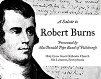 Robert Burns Program