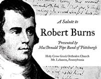 Robert Burns Program