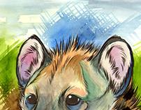 The Noble Hyena