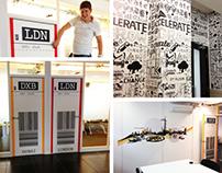 Innovation Arts - Office Branding
