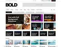 WP Bold WordPress Magazine & Review Theme