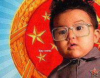 Having Fun with Chinese Propaganda Posters