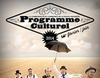 Saison Culturelle février/juin 2014