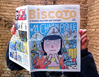 Cover Biscoto #11 / Chair de Poule