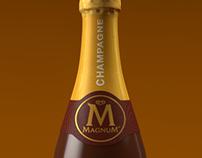 Zarb Magnum Ola 25 Anniversary bottle
